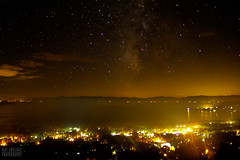 Lake Tahoe at Night (cobrakatship) Tags: lake night landscape tahoe stargazing cobrakatship
