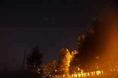district (PashaEfface) Tags: light by night stars star long exposure district hipster belarus own expresure