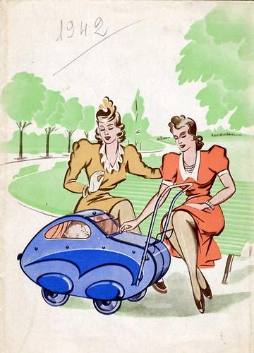 5. Copertina del Catalogo 1942 - Proprietà Famiglia Giordani