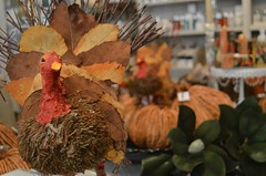 Fall Decor (Ooh's and Aah's) Tags: thanksgiving autumn fall tabletops tabledecor