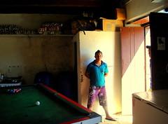 sinuca. (Cris Romeiro.) Tags: morning brazil bar minas sinuca norte manh
