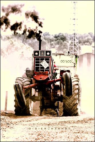 Retro tracto Pulling - #DH409