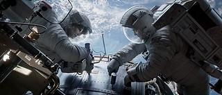 美大片《地心引力》:中国天宫一号拯救美宇航员