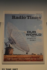 Radio Times Cover: June 24 - 30 1967 (CoasterMadMatt) Tags: city uk greatbritain summer england london english radio photography town photos unitedkingdom britain south united capital great bank kingdom august exhibition east jodrell photographs jodrellbank cover gb 1967 british times southeast museums visitor 90 exhibits radiotimes attraction cityoflondon museumoflondon capitalcity 2013 radiotimescover at90 coastermadmatt radiotimesat90 radiotimesexhibition june241967