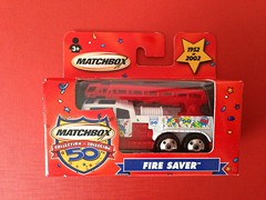 Matchbox 50 Collection, Fire Saver Fire Apparatus - Die Cast Metal Miniature Scale Model Emergency Services Vehicle (firehouse.ie) Tags: rescue usa scale metal america truck toy toys fire miniature model die fb united models engine vehicles lorry cast engines vehicle service trucks states ladder firefighting emergency 50 feuerwehr bomberos department tender appliance pompier fuoco matchbox apparatus brandweer appliances brigade fd diecast pompiers feuerwehrauto tenders bombero vigili bombeiros pompieri straz vigilidelfuoco bombeiro sapeurs fireappliance