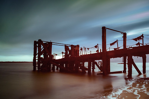 Jetty At Greencastle