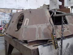 """Panther restoration (8) • <a style=""""font-size:0.8em;"""" href=""""http://www.flickr.com/photos/81723459@N04/10131416575/"""" target=""""_blank"""">View on Flickr</a>"""