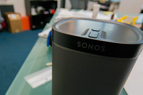 music samsung speaker 12mm audio unboxing sonos... (Photo: nan palmero on Flickr)