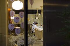 Hairdresser (maitaro) Tags: japan kyoto japon pontocho streetphotographyurbanurbano