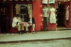 Good old days (@. bin.) Tags: street uk england london greek restaurant soho streetphotography da 51 aldo trattoria