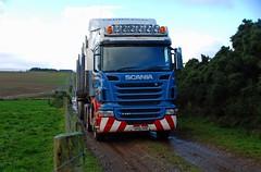(Zak355) Tags: truck scotland log timber lorry scania rothesay haulage isleofbute pmckerralandco petermckerralco