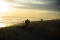 Seems it Never Rains in Southern California (quilldepot) Tags: california sunset summer evening huntington southern easy huntingtonbeach summerbreeze lateaugust summerevenings seemsitneverrainsinsoutherncalifornia