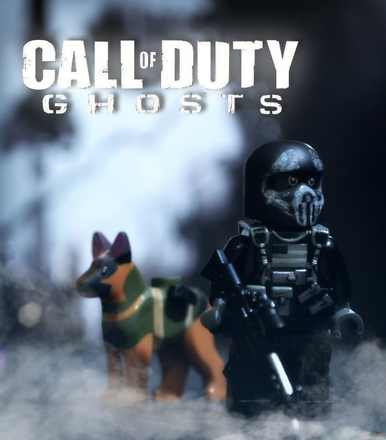 LEGO Call of Duty Ghosts - Preview