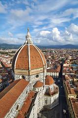 Cartolina da Firenze #1 (Jack/100iso) Tags: santa italy nikon maria cupola firenze duomo fiore architettura brunelleschi d90