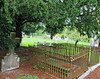 20131011-Godmersham05a-1114 (deacondana) Tags: uk grave kent tomb cenetery 2013 godmersham