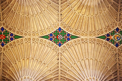 Fan Worship (sbox) Tags: uk england architecture fan bath decoration bathabbey fanvaulting fanvault