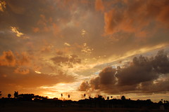 From a cloudy day to this (radargeek) Tags: sunset sky clouds texas corpuschristi tx fave