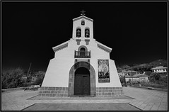 Leica M9 with Super-Elmar-M 18mm (Dierk Topp) Tags: leica bw architecture churches sw monochrom lapalma canaryislands islascanarias m9 leicam9 superelmar