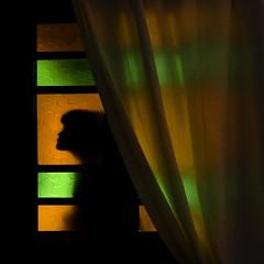 Looks can be deceiving (Nespyxel) Tags: shadow glass silhouette blind curtain ombra looks tenda deceiving vetro nespyxel stefanoscarselli therubyawardsinvitation