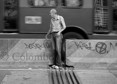 (Colombo Fotografia) Tags: blackwhite colombia oldman streetphoto pereira nikond80
