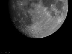 Waxing Gibbous (DonMiller_ToGo) Tags: nightphotography moon astrophotography lunar waxinggibbous gf1
