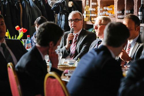 INSM-Frühstücksdialog mit Prof. Börsch-Supan
