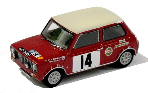 Corgi Mini Clubman 1275 GT Rally