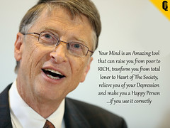 Quote A Day (Quote A Day) Tags: inspiration bill motivator quote gates mind motivation wisdom quoteaday