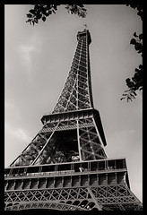 Eiffel Tower - Paris - 2002