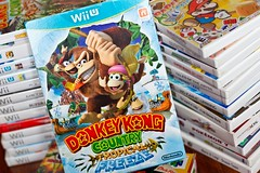 Donkey Kong Country: Tropical Freeze (FaruSantos) Tags: nintendo games donkeykong jogos wiiu