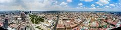 Mexico City Panorama (ruifo) Tags: nikond5200 bowerae8mmf35fisheyecs samyangae8mmf35fisheyecs rokinonae8mmf35fisheyecs mexico méxico mexiko מקסיקו المكسيك 墨西哥 messico メキシコ 멕시코 мексика mexique