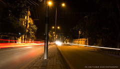 LIGHT TRAILS NIGHT (Taimurkhan803) Tags: longexposure children lens nikon long exposure awesome trails full frame peshawar format kit 24mm nikkor academy trial exposed fca dx tria fontier nikkor1855mm fromate nikonpakistan