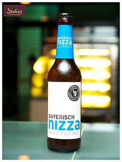 Bayerisch Nizza Wheat Pale Ale 德國巴伐利亞霓吒小麥淡艾爾啤酒 330ml 5.3%_20150702_NT$285_Germany_7021678__Neoimage