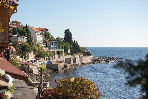 Nessebar. South coast ©  Andrey