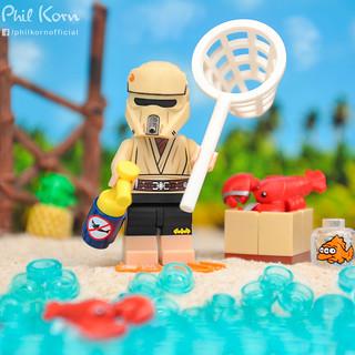Lobster fishing on Scarif