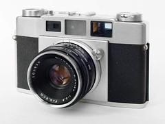 Olympus 35S II f2.8 Variation 2 (1957 - 1959) ramgefinder film camera (THE OLYMPUS CAMERAS COLLECTOR) Tags: olympus 35s ii f28 variation 2 1957 1959 rangefinder film camera