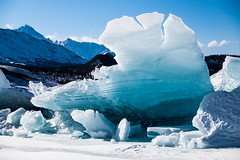 Matanuska Glacier-18 (WorbJay) Tags: alaska glacier blue winter snow ice mountains hike white