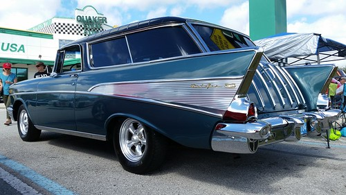 1957 Chevrolet Bel-Air Nomad