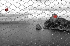 Desde Mallorca con Amor (Micheo) Tags: spain mallorca majorca love amor candado cutout formentor mediterraneo diadesanvalentín valentinesday