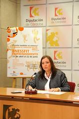 FOTO_Acto RDP BnessFit Emprendimiento_02 (Página oficial de la Diputación de Córdoba) Tags: diputación de córdoba ana carrillo bnessfit emprendimiento emprendedores desarrollo económico instituto provincial iprodeco