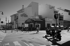 Summer begins in ... March! (pepe amestoy) Tags: blackandwhite streetphotography people elcampello spain fujifilm xe1 voigtländer color skopar 421 vm leica m mount