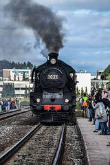 Steam locomotive Hr1 (Arttu Uusitalo) Tags: steam locomotive hr1 1021 ukkopekka finnishrailways vr finland hyvinkää tele nikon d3100 summer august 2012