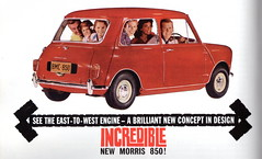 Morris 850 (1961)