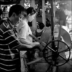 . (Out to Lunch) Tags: street market stall vietnam ba tau selling ria province vung ma nc earthasia