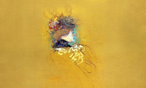 "Las Madeleines escuchando la soleada soledad, descripciones de Henri de Toulouse Lautrec (1889) y Pablo Picasso (1904). • <a style=""font-size:0.8em;"" href=""http://www.flickr.com/photos/30735181@N00/8805106561/"" target=""_blank"">View on Flickr</a>"