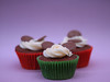 Cupcakes RG (Bay70) Tags: thanksgiving birthday wedding party food baby cakes cake mouse shower yummy sweet disney mickey glorious cupcake babyshower anniversay