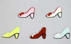 High heels assorted size 3cm (sweetinspirationsaustralia) Tags: cupcaketoppers