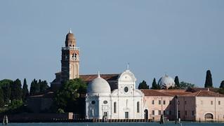 2013.05.21.034 VENISE - arrivèe à Venise, L'église San Michele (1469) et la chapelle Emiliani (1530)