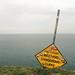 Warning: Dangerous Cliffs!