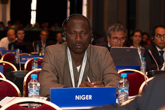 Marrakesh Diplomatic Conference (World Intellectual Property Organization (WIPO)) Tags: niger wipo delegate ompi diplomaticconference